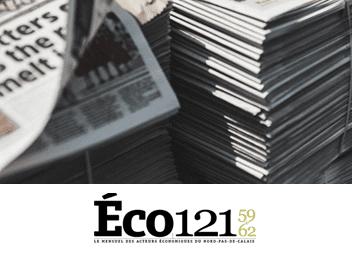 Découvrez notre article dans l'Eco 121