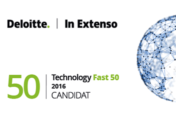 Archipelia sélectionnée au Deloitte Technology FAST 50