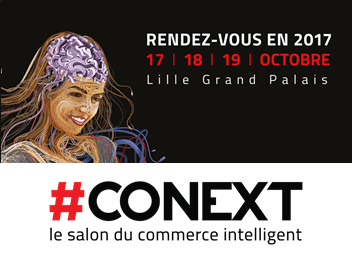 Salon CONEXT 2017 : venez rencontrez notre équipe et découvrir Archipelia