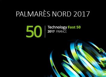 Retour sur l'édition 2017 du Deloitte Technology Fast 50 Nord