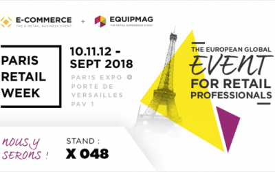 Paris Retail Week 2018 | L'IA dans un ERP pour PME avec Archipelia