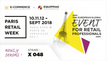 Paris Retail Week 2018   L'IA dans un ERP pour PME avec Archipelia