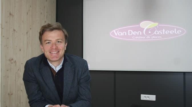 Edouard BEAUGRAND - DG de Van Den Casteele