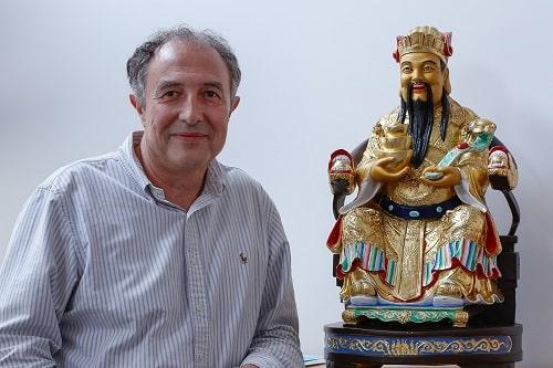 Philippe Cattelin - DG de NORASIA