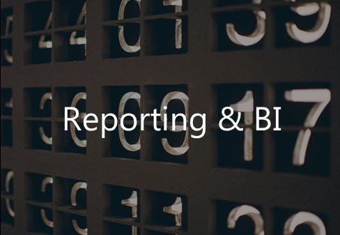 BI et Reporting
